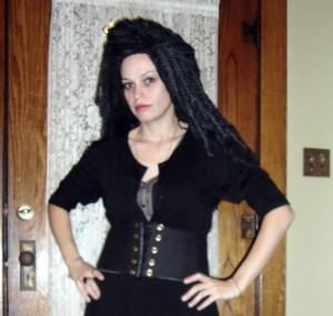 Bellatrix Lestrange Wig