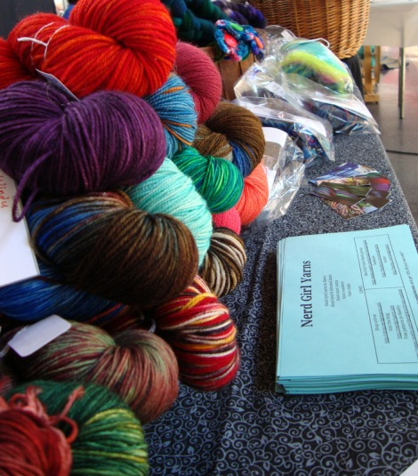 Yarn galore!