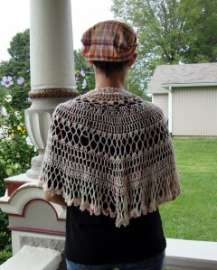 Summer Twilight Shawlette