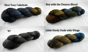 Supernatural Colorways