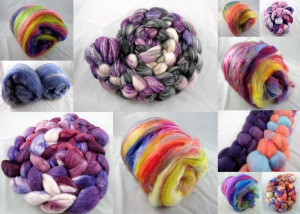 NGY One of a Kind Fibers and Batts