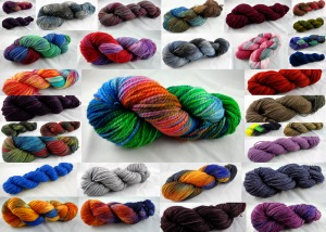 One of a Kind & Instock Yarns