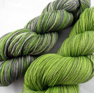 Voldemort and Bellatrix Lestrange Inspired Yarn