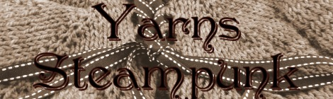 Nerd Girl Yarns Steampunk Contest