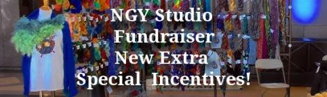 Studio Fundraiser