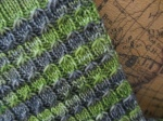 knittitude's Stingy but Scaly Socks