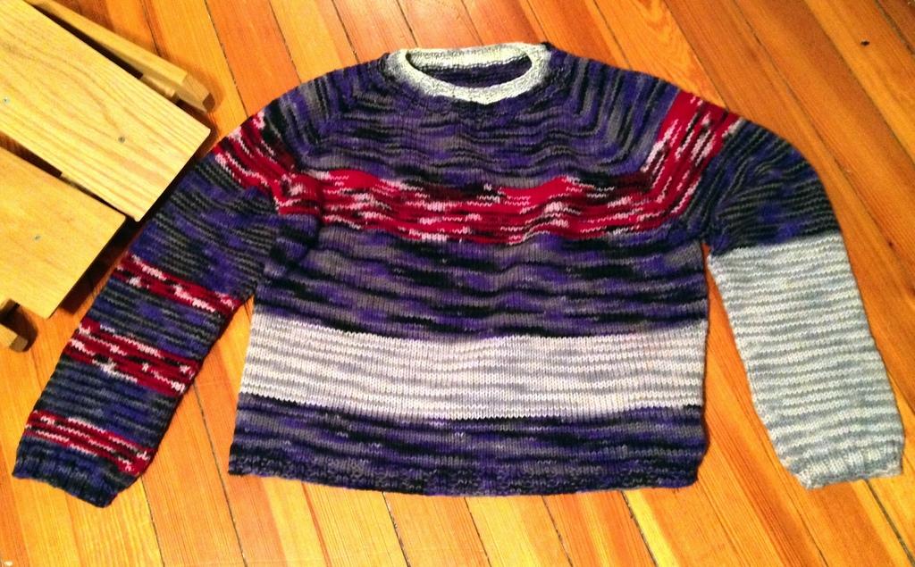 The Sweater of Despair