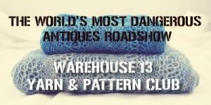 Warehouse 13 Artifact Inspired Yarn & Pattern Club from Nerd Girl Yarns