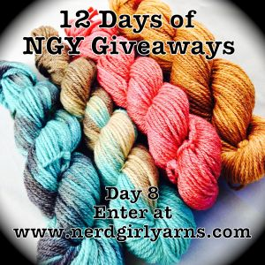 NGY Giveaway Day Eight