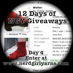 NGY Giveaway Day Four