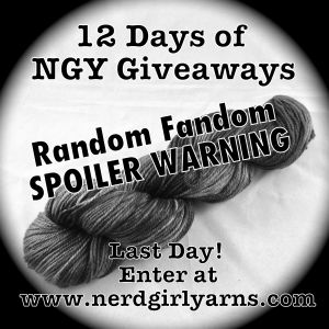 NGY Giveaway Day Twelve