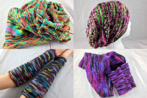 New Nerd Girl Yarns Colors Showcase
