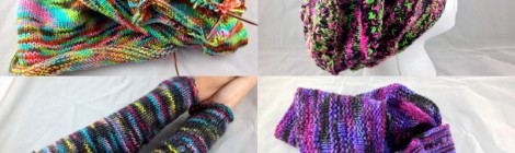 New Nerd Girl Yarns Colors Showcase