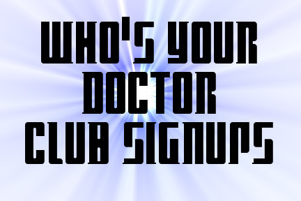 Who's Your Doctor Club from Nerd Girl Yarns