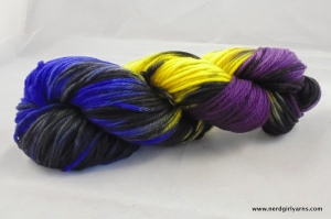 Nerd Girl Yarns Bats in the Belfry