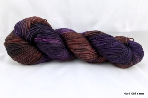 Outbreak by Nerd Girl Yarns