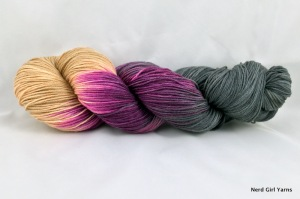 Nemesis by Nerd Girl Yarns