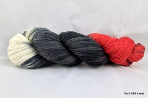 Project Alice by Nerd Girl Yarns
