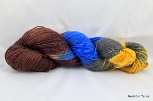 S.T.A.R.S by Nerd Girl Yarns