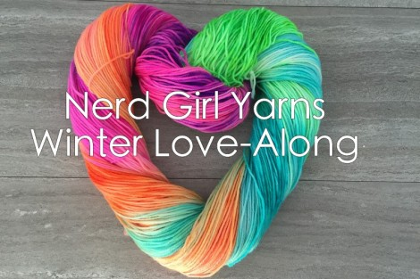 Nerd Girl Yarns Winter Love-Along